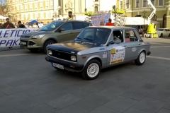 Rallye-nyitó