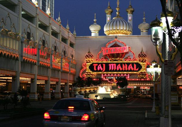 A Trump Taj Mahal Hotel and Casino Atlantic Cityben